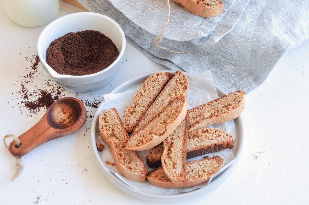 italienische Biskotti | Kaffeegenuss mit Mineralized Water von BWT