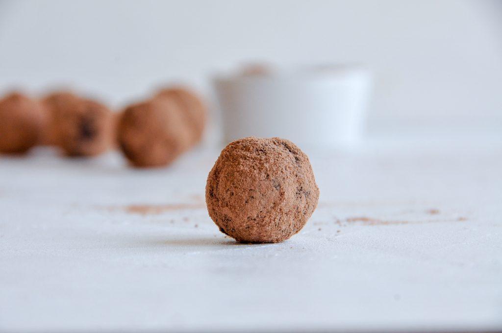 Energy Bliss Balls mit Feigen ohne Zucker