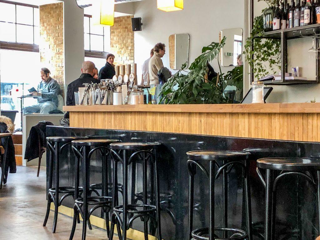 Das Propeller | Kaffee mit Style mitten im 5.