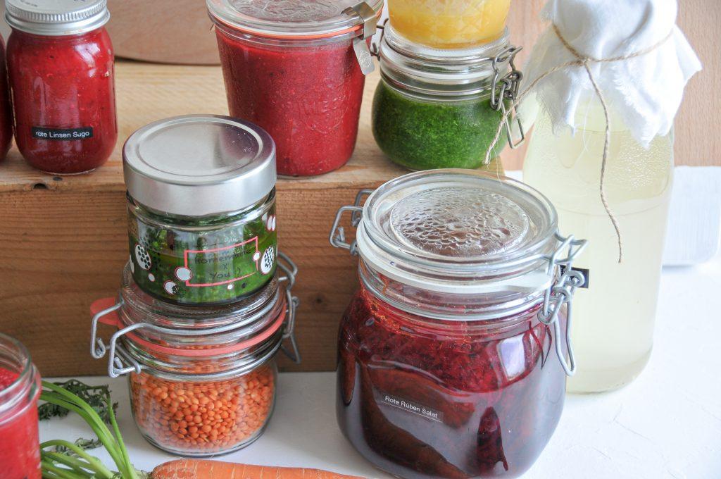 Sugo, Pesto & Co | kinderleicht einkochen