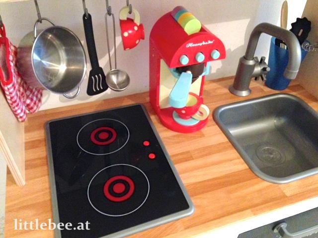 Spielküche Duktig einfach gepimpt {Ikea Hack}