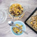 leckeres Granola – wir machen unsere Cerealien selbst