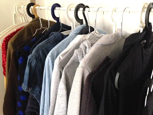 Capsule Wardrobe oder noch ein Jahr ohne Kleiderkauf ?!?