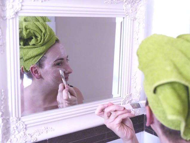 Gesichtsmaske selbst gemacht - Naturkosmetik für deine Haut