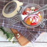 Wurstsalat to go – ein Sommerklassiker