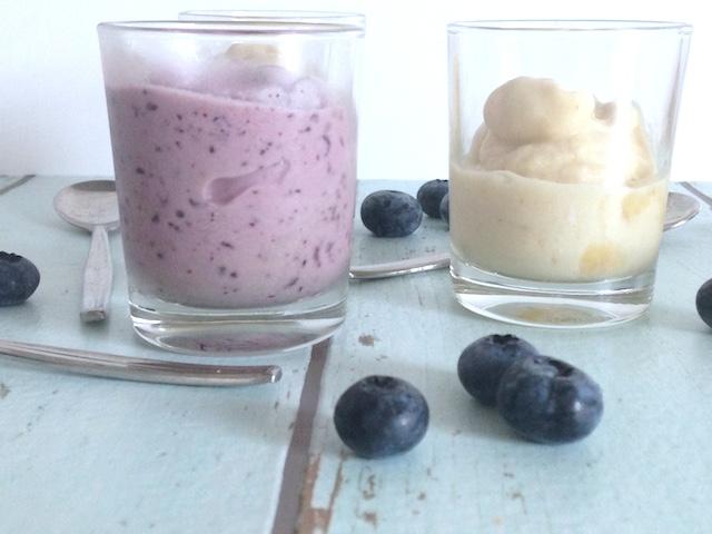 Nicecream - schnelles und leckeres Eis in 5 Minuten