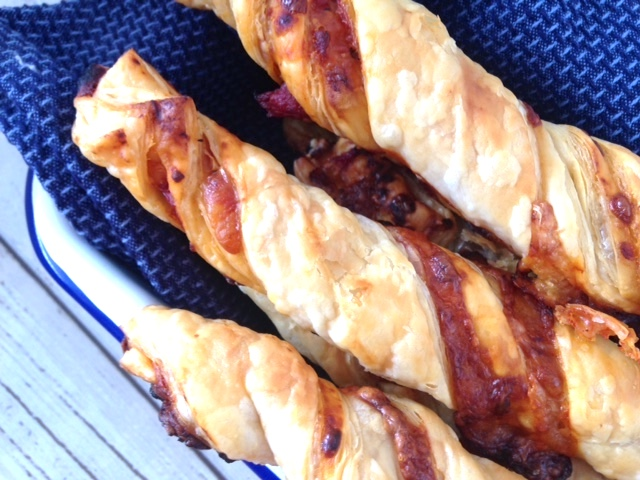 Pizzastangen | leckerer Snack für jede Gelegenheit