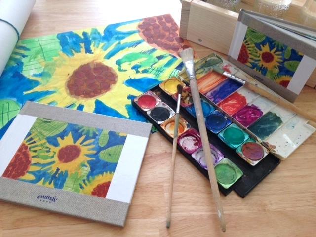 Kinderzeichnungen sammeln |Emma's Book