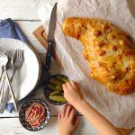 Granatapfel Liebe | winterlicher Salat mit Birne und Feta