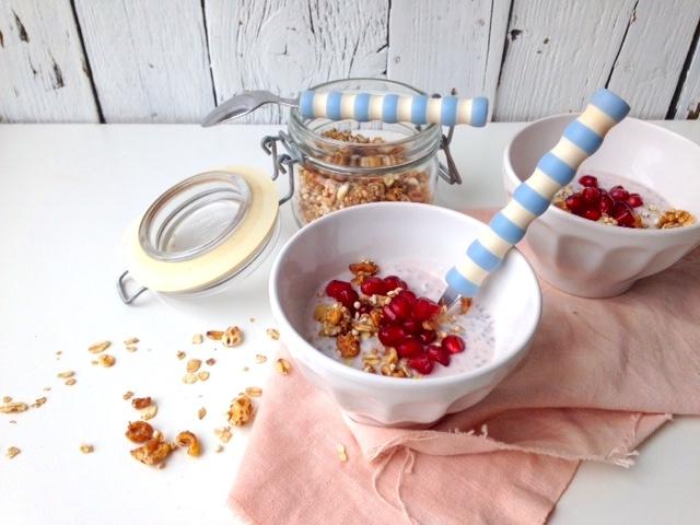 Chiapudding Grundrezept | Energieboost zum Frühstück