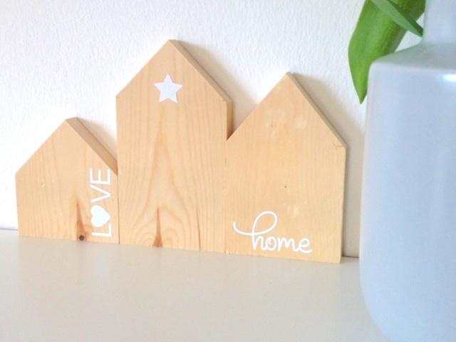 Deko Holzhäuser für mehr hygge   DIY