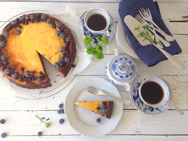 Brownie Cheesecake | zwei Lieblingskuchen vereint