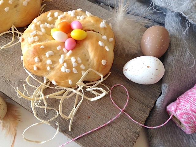 Mini Osterpinze fürs Osternest | Foodlove