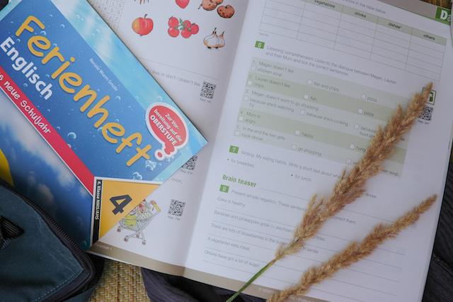 Lernen in den Ferien mit VERITAS Ferienheften
