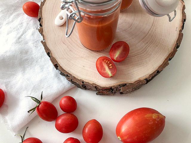 Tomaten Ketchup selbst gemacht | vom Garten ins Glas