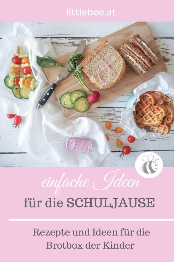 Heublumen Käse von JA! Natürlich | Ideen für die Schuljause