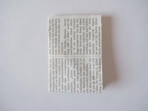 Samen aufbewahren | Samentüte aus alten Zeitungen