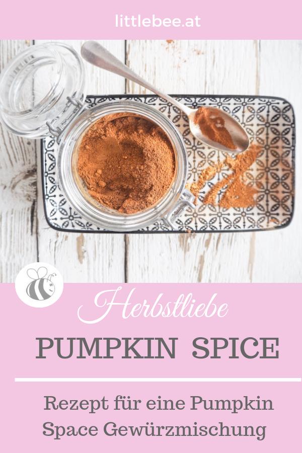Pumpkin Spice für den Herbst einfach selbst gemacht
