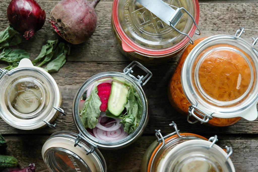 Gemüse einlegen | Pickles einfach selbst gemacht | Basics
