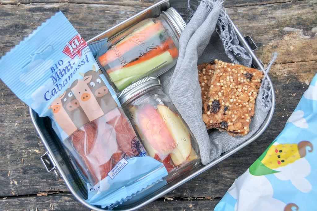 homemade Granola Bars | Snacks für unterwegs