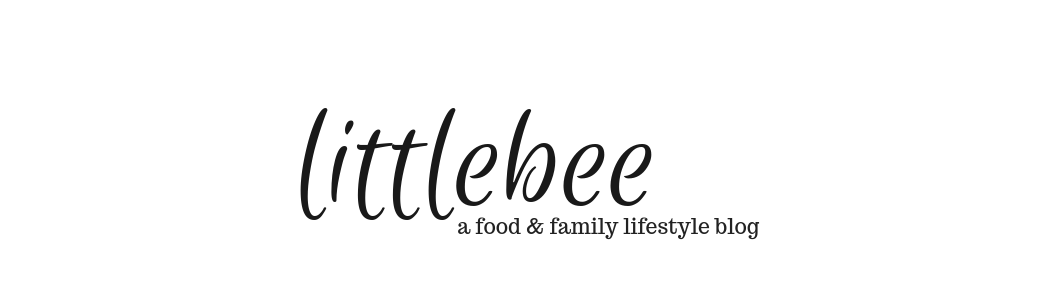 LITTLEBEE – a food and family lifestyle blog