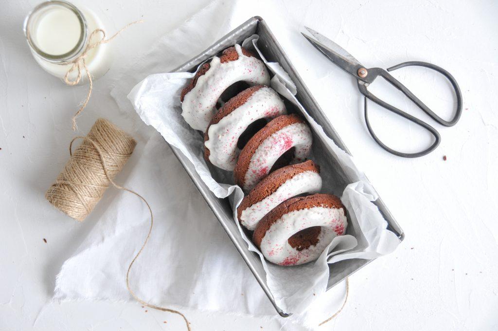 Schokolade Donuts | fluffige Glücklichmacher aus dem Backofen