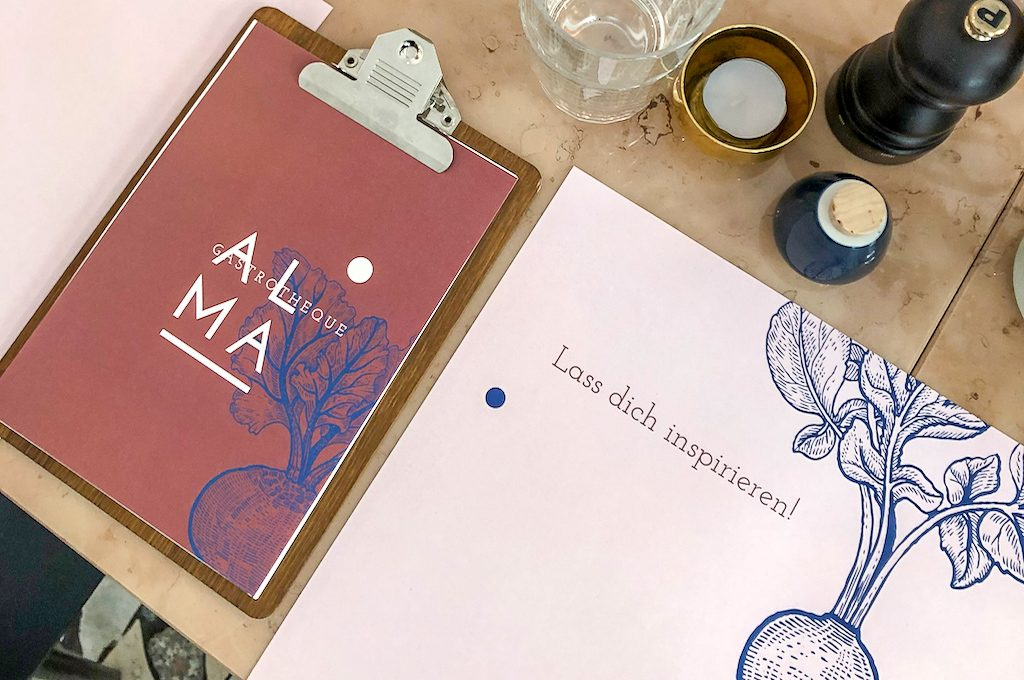 Alma Gastrotheque | wunderbare Küche im Herzen des 4. Bezirks