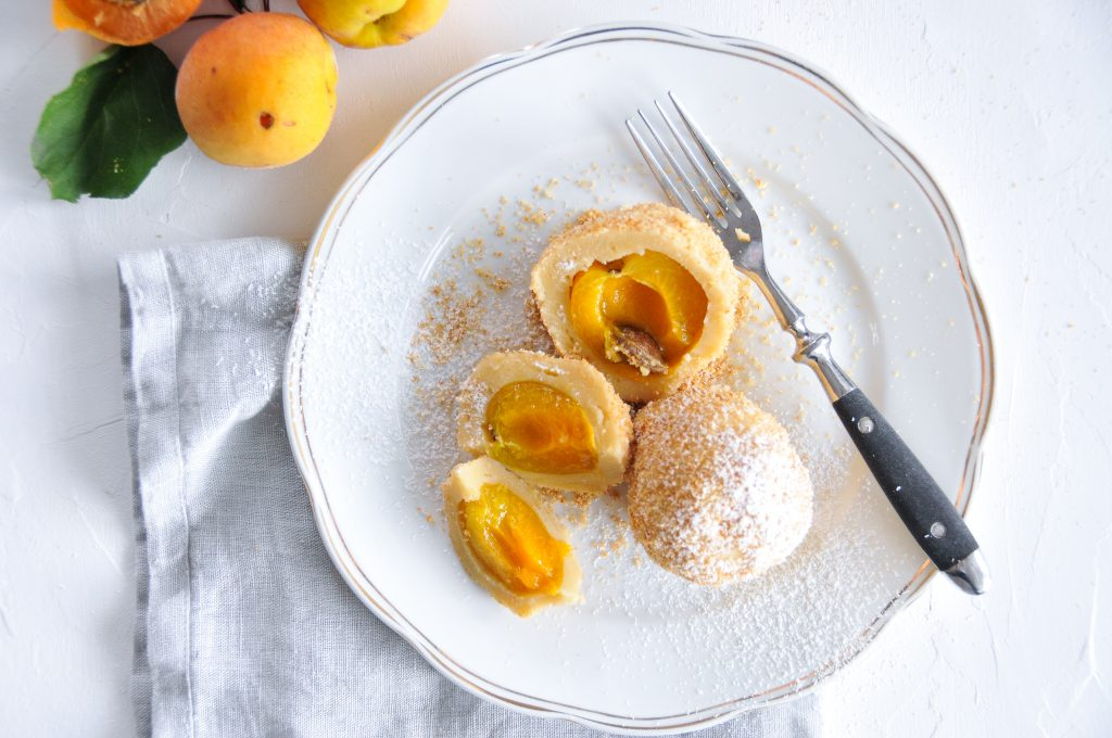 Marillenknödel | Rezeptklassiker mit Aprikosen