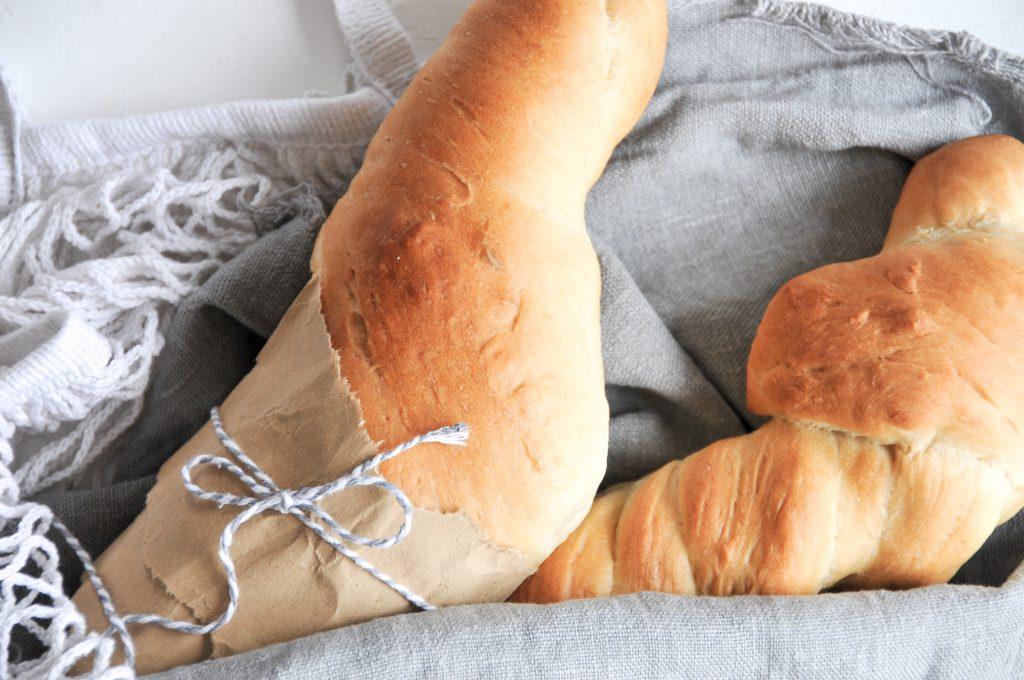 französisches Baguette | Sommerklassiker selbst gemacht
