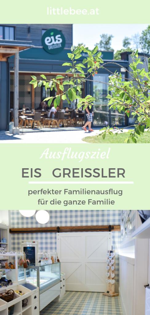 die Eis Greissler Manufaktur in Krumbach | Familien Ausflug