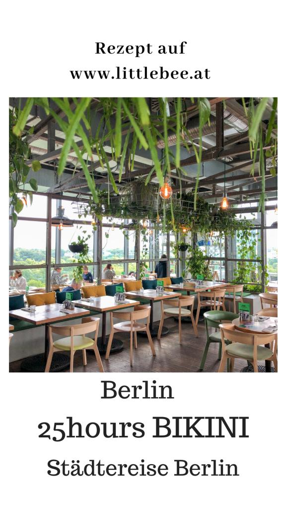 Berlin mit Kindern | 25hours Hotel Bikini Berlin