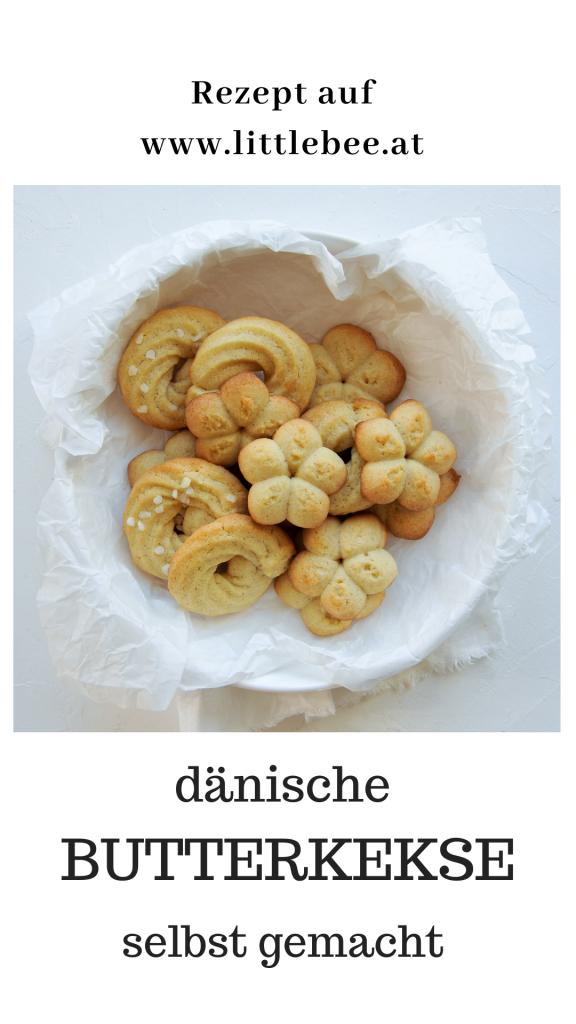Dänische Butterkekse einfach selbst backen backen