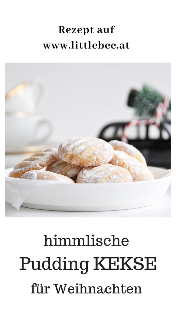 Puddingkekse mit Vanille | in der Weihnachtsbäckerei