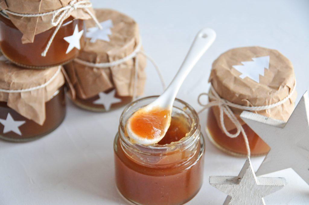Bratapfel Marmelade | winterlicher Genuss im Glas