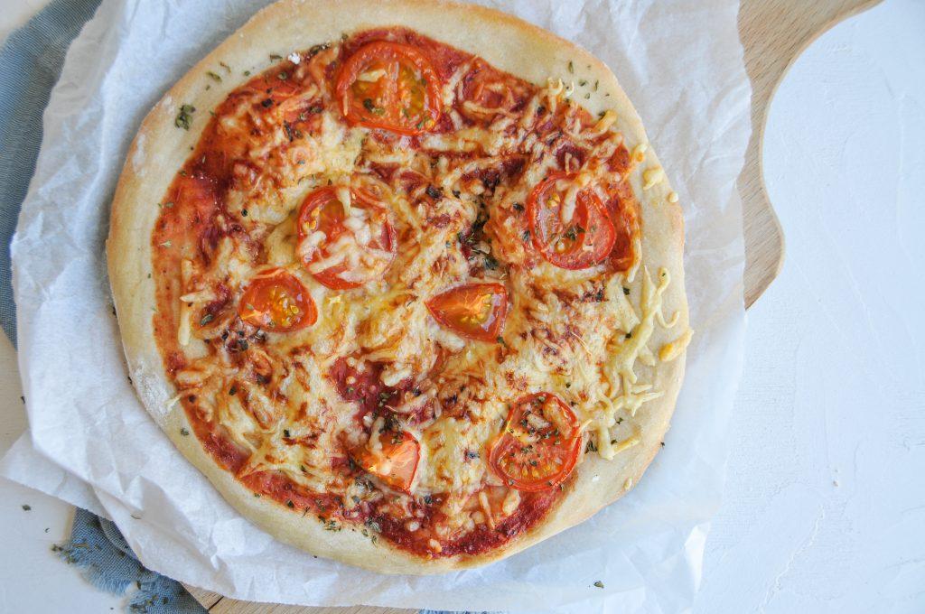 Sauerteig Pizza selbst gemacht | homemade sourdough Pizza Littlebee