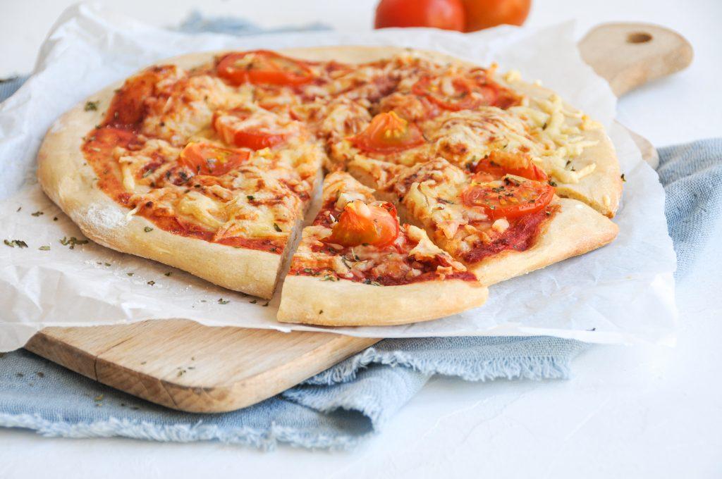 Sauerteig Pizza selbst gemacht | homemade sourdough Pizza