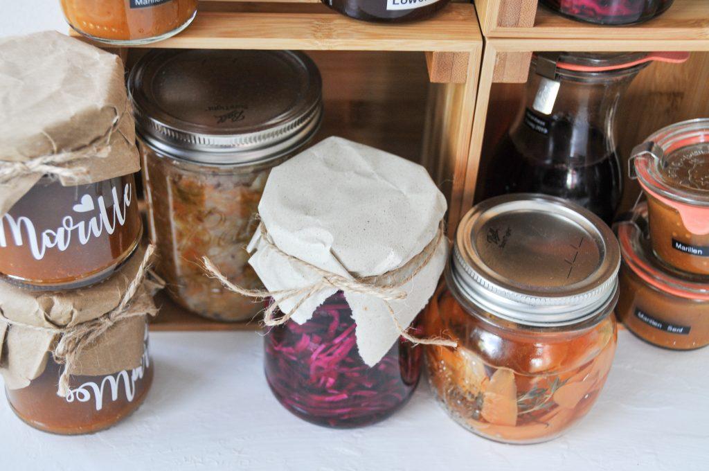 Basics für die Vorratskammer | selbst gemachte Köstlichkeiten