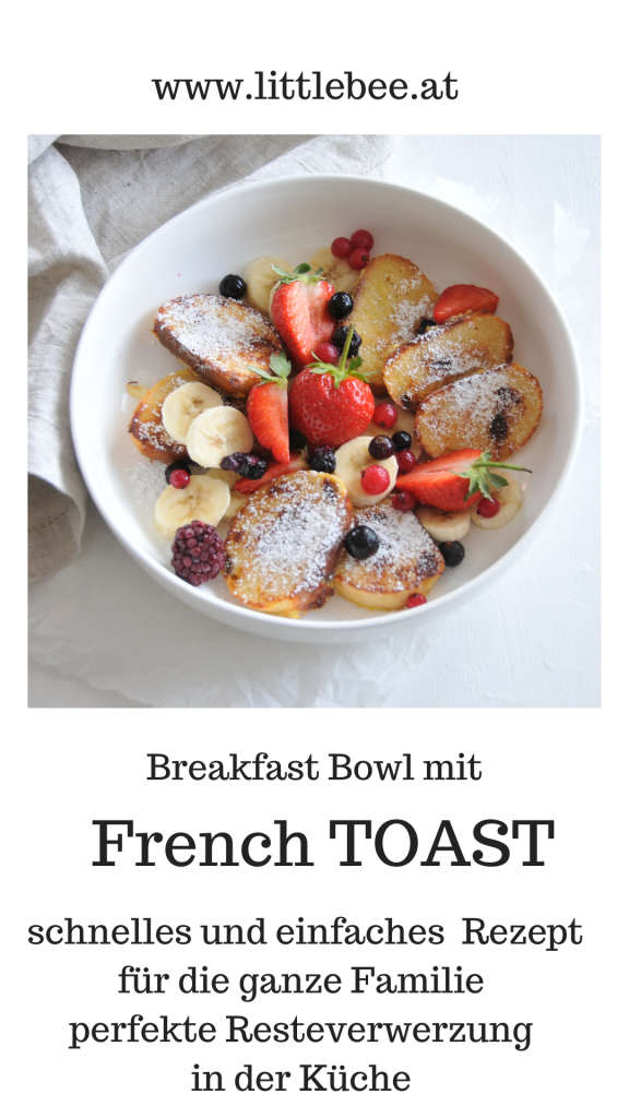 French Toast | Resteverwertung in der Küche #nofoodwaste
