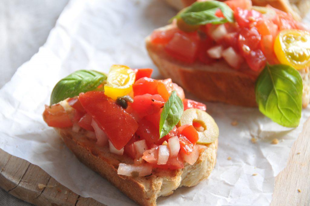 Panzanella, Bruschetta und Co | mein italienisches Sommerkochbuch für Sehnsucht nach Meer