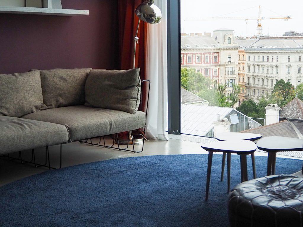 ein Sommer in Wien | staycation im 25hours Museumsquartier