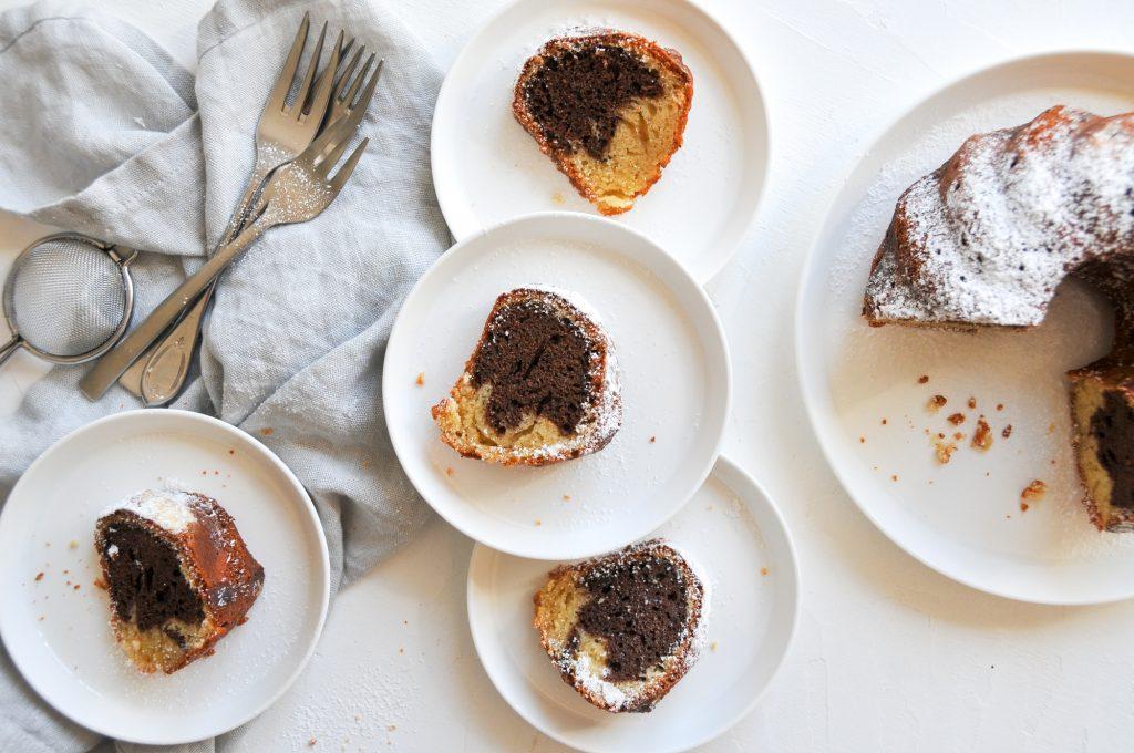 Omas Marmor Gugelhupf | echtes Soulfood für Bauch und Herz