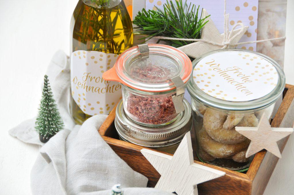 Geschenke aus der Küche | weihnachtliche Geschenkideen