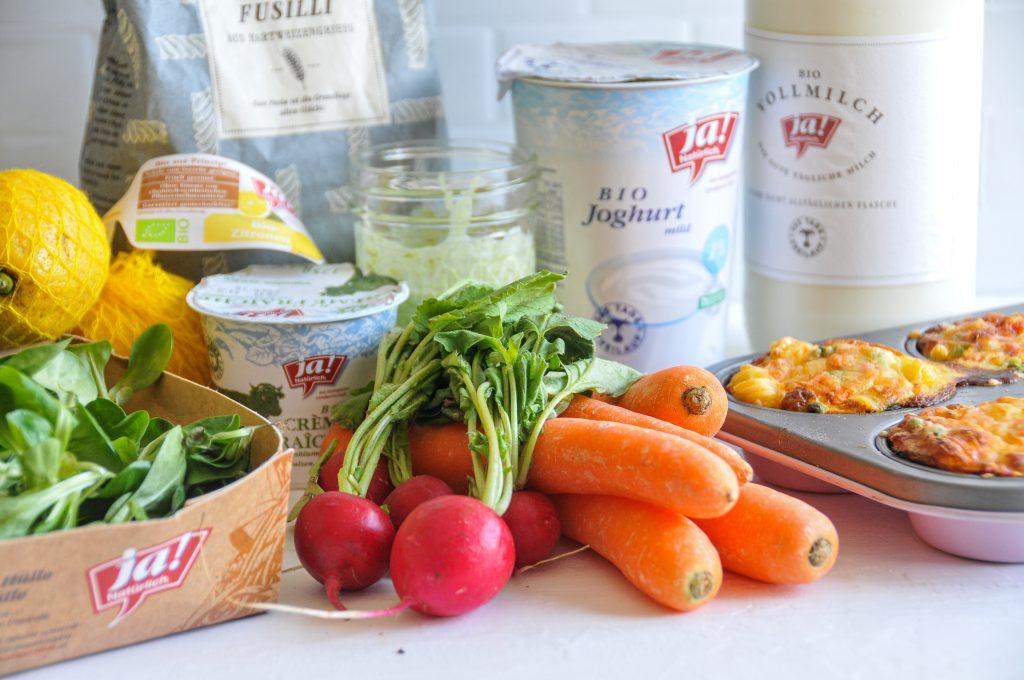 schnelle Nudelmuffins | Resteverwertung in der Küche Michaela Titz