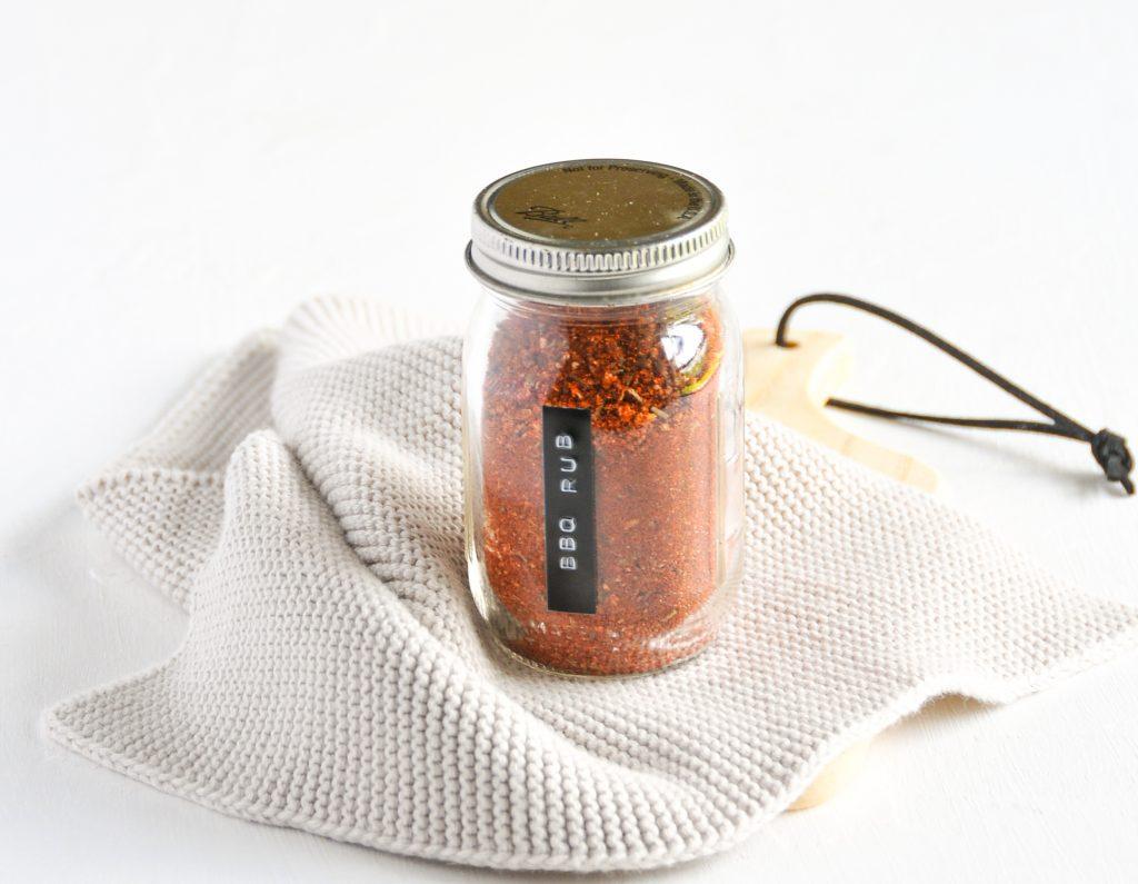 BBQ Rub | homemade Grillgewürz Mischung