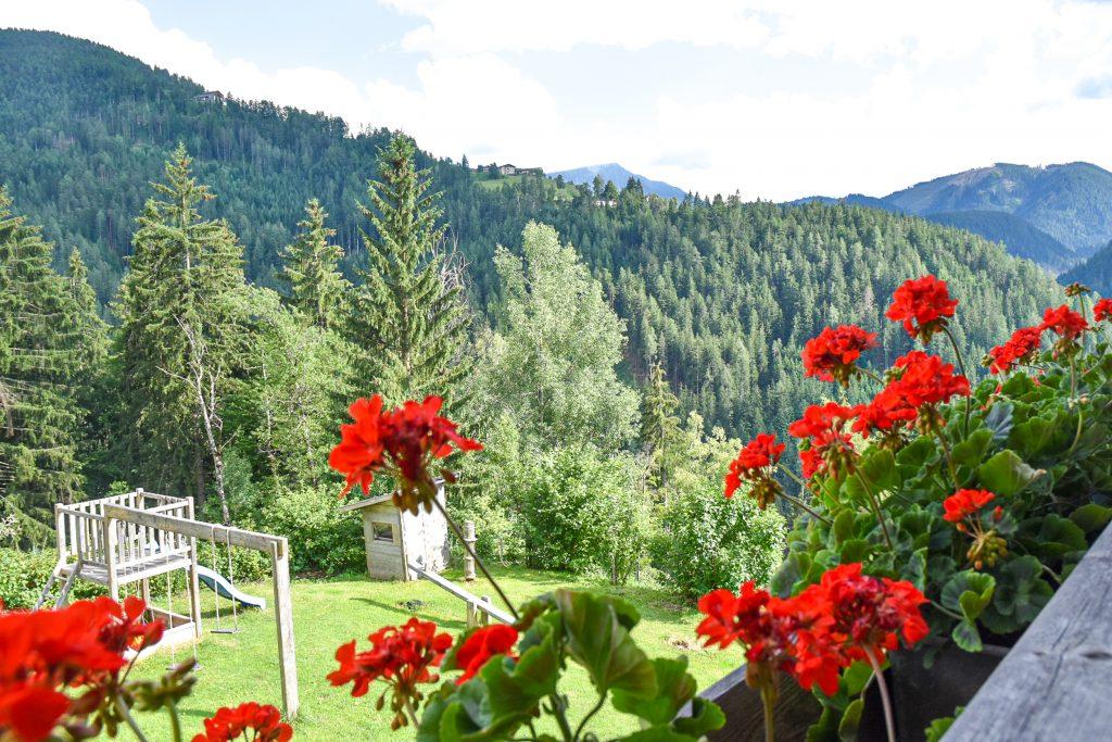 Urlaub auf dem Bauernhof in Südtirol mit Roter Hahn